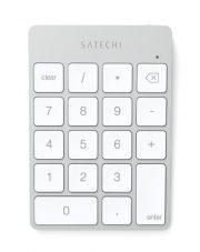 Teclado Aluminum Recargable Bluetooth SATECHI
